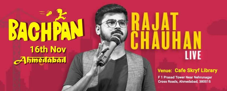 Bachpan - A Standup Solo By Ra ...