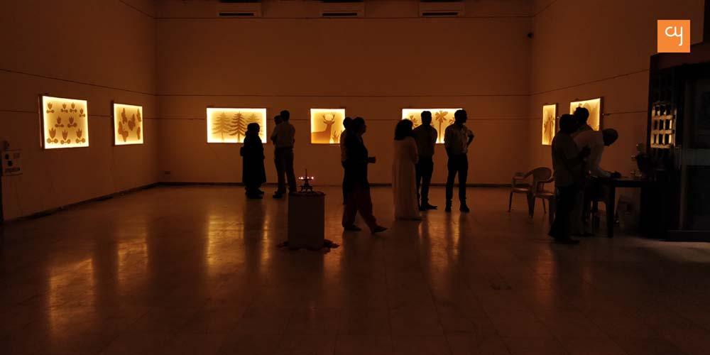 2. Chaula Doshi's 'Game of Lights' showcases