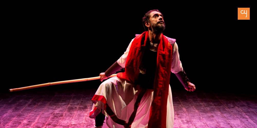 Dwija Theatre Play at Natarani