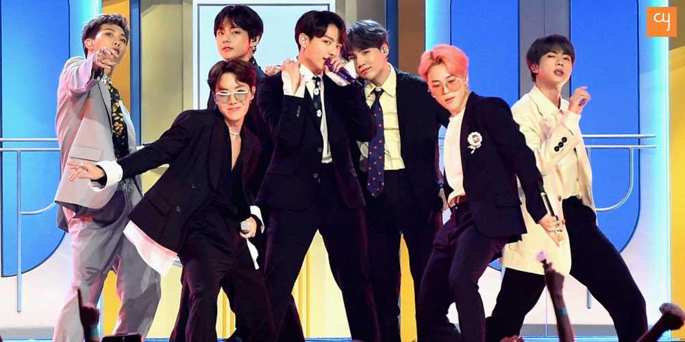 BTS Band (BangTan Boys)