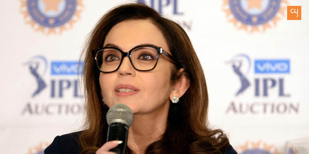 Nita Ambani becomes the first Indian Trustee of The Met