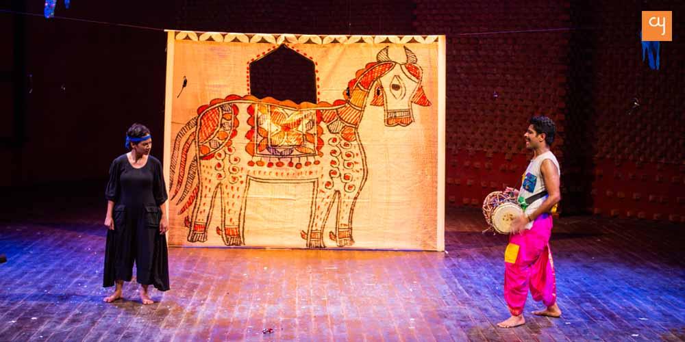 Romeo and Juliet play at Natarani