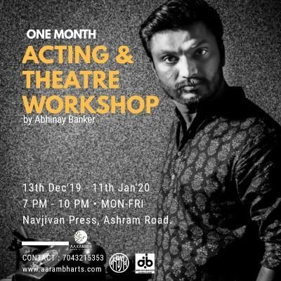 Acting & Theatre Workshop ...