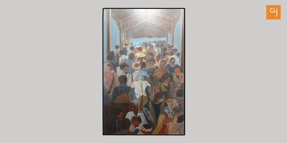 Kala Sangrah art show