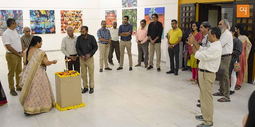 Shades and Strokes & Kala Sangrah art show
