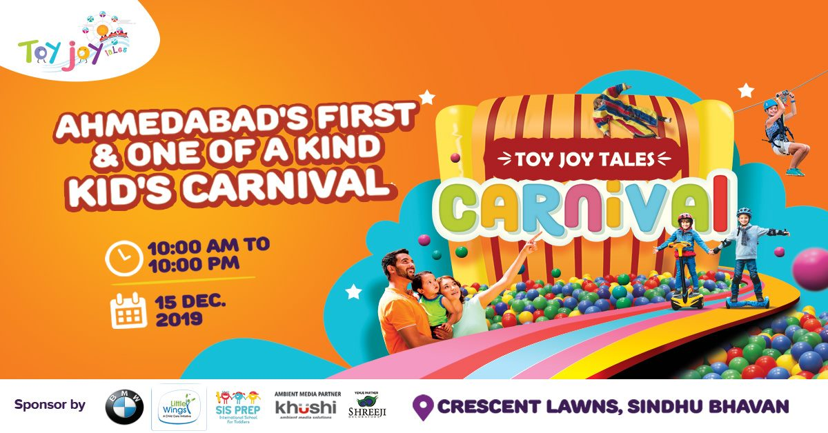 Toy Joy Tales Carnival in Ahme ...