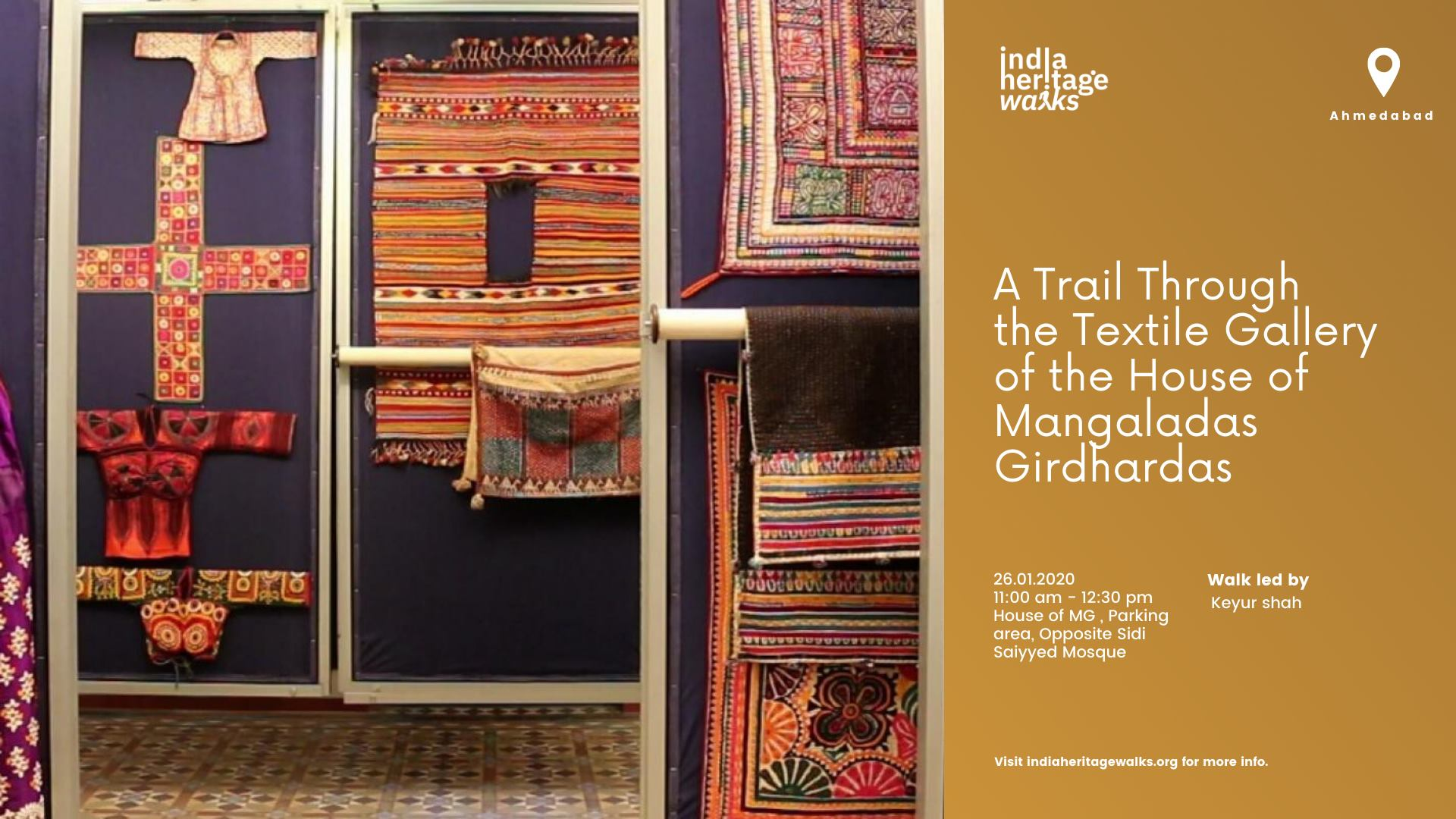 A Trail Through the Textile Ga ...