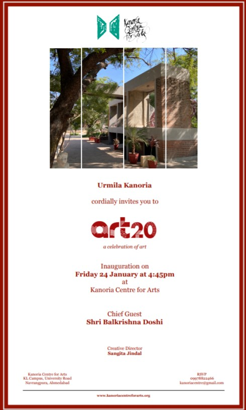 ART20 - A Celebration Of Art
