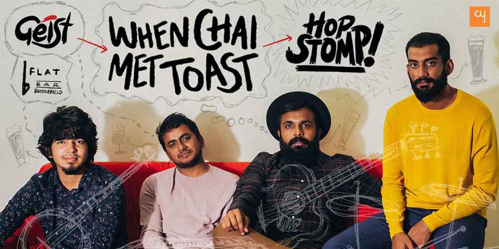 Ahmedabad Design week - when chai met toast