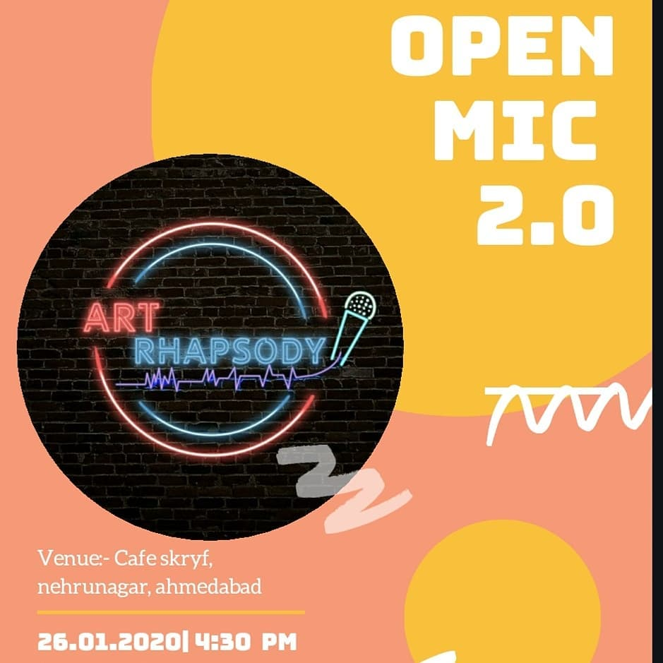 Art Rhapsody Open Mic 2.0