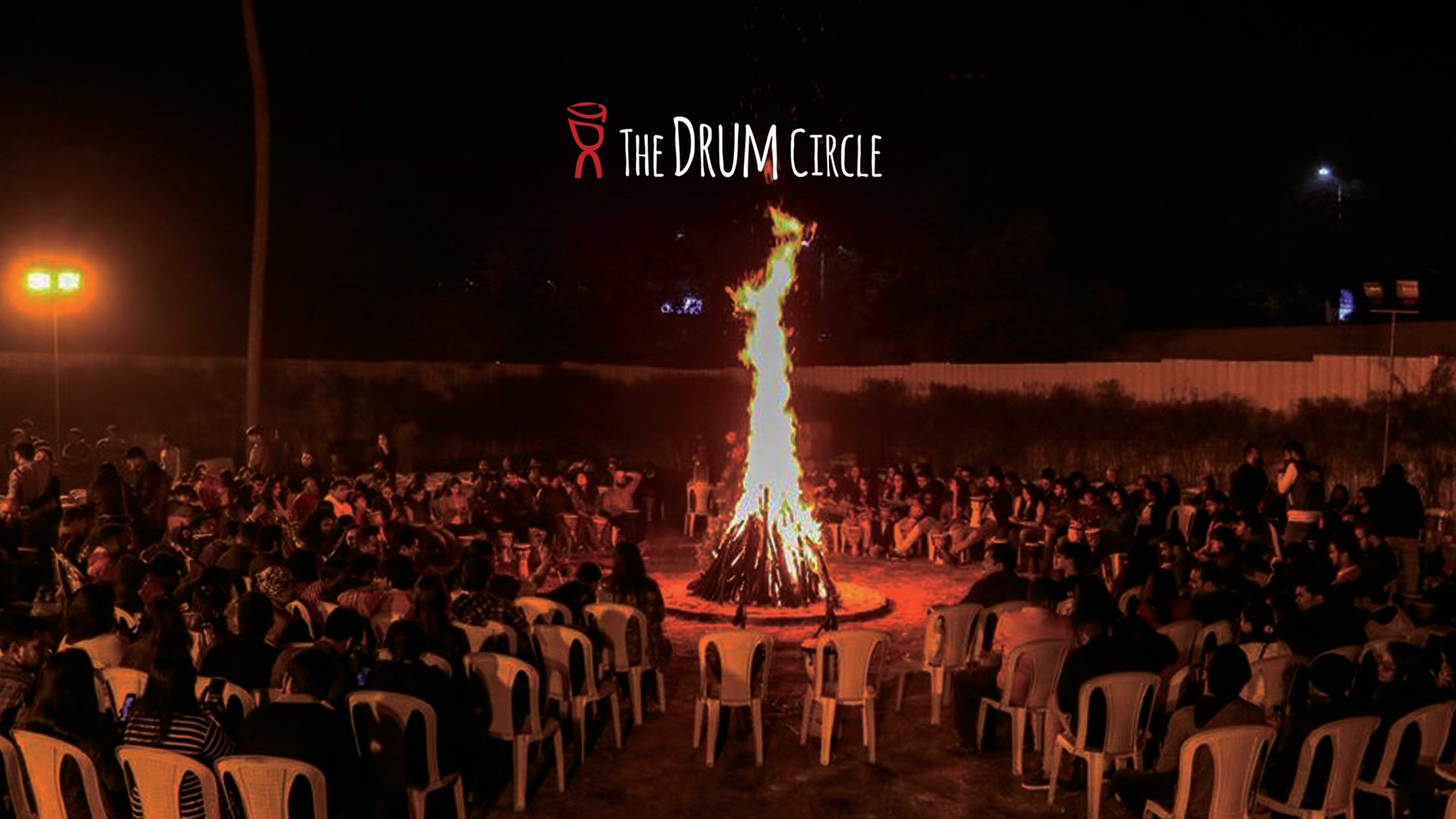 Bonfire Drum Circle