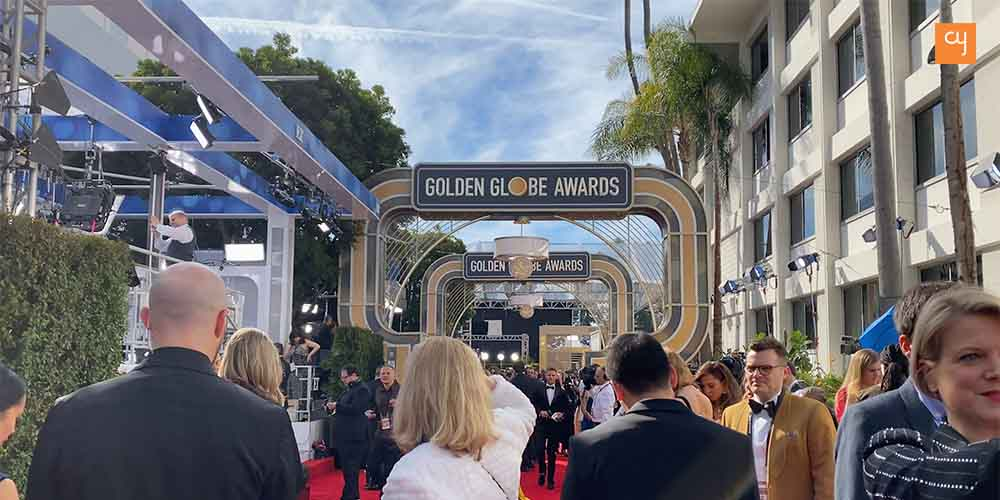 The 77th Golden Globe Awards