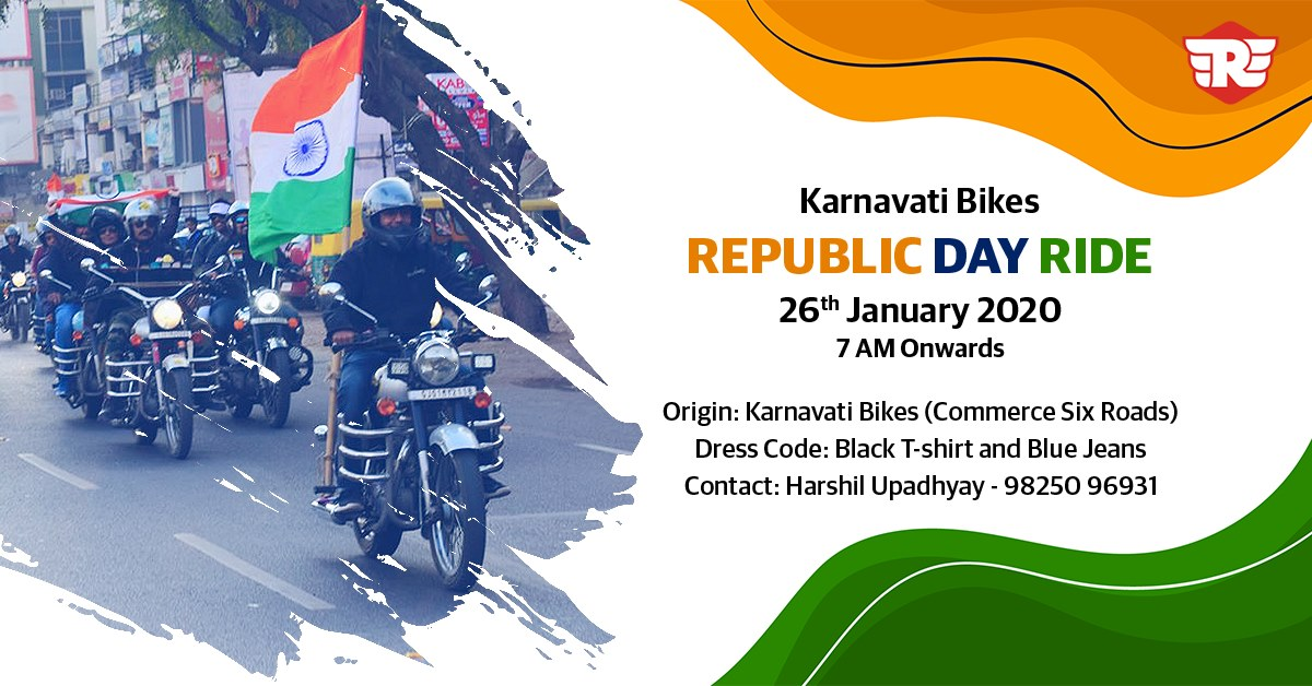 Republic Day City Ride - Ahmed ...