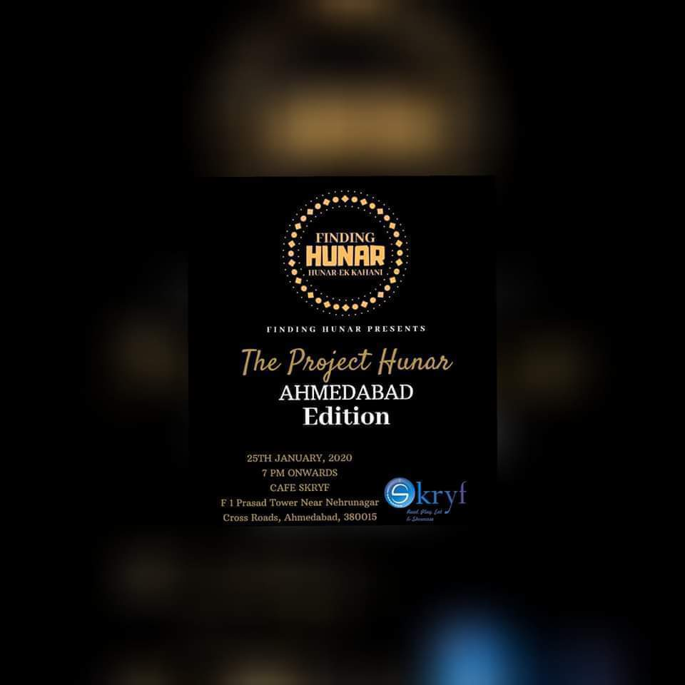 The Project Hunar Ahmedabad Ed ...