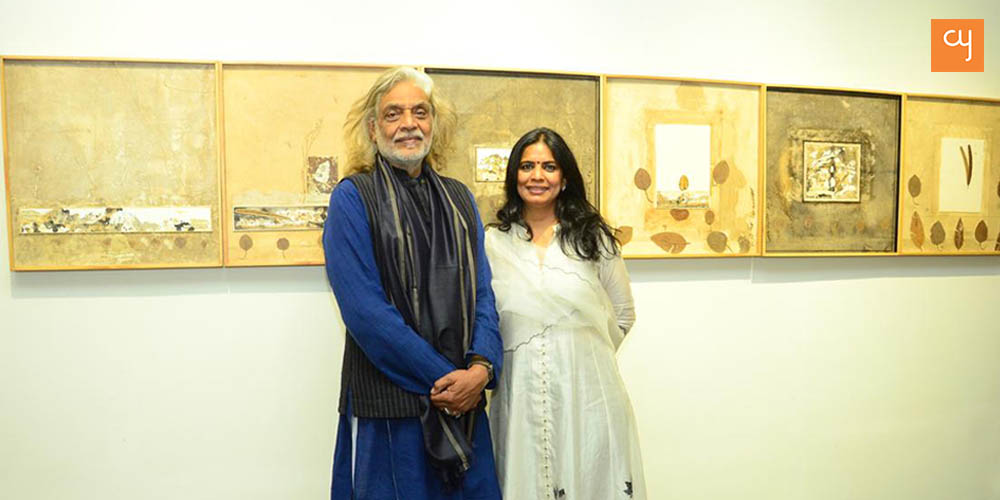 Art show by Muzaffar Ali at 079 stories