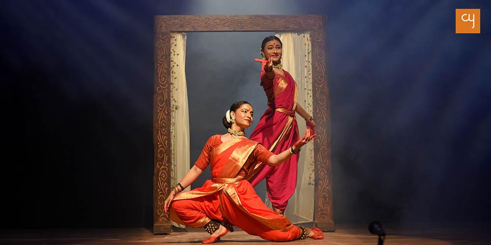 Abhivyakti emboldened Bharatanatyam dancers Kathanki and Manasi