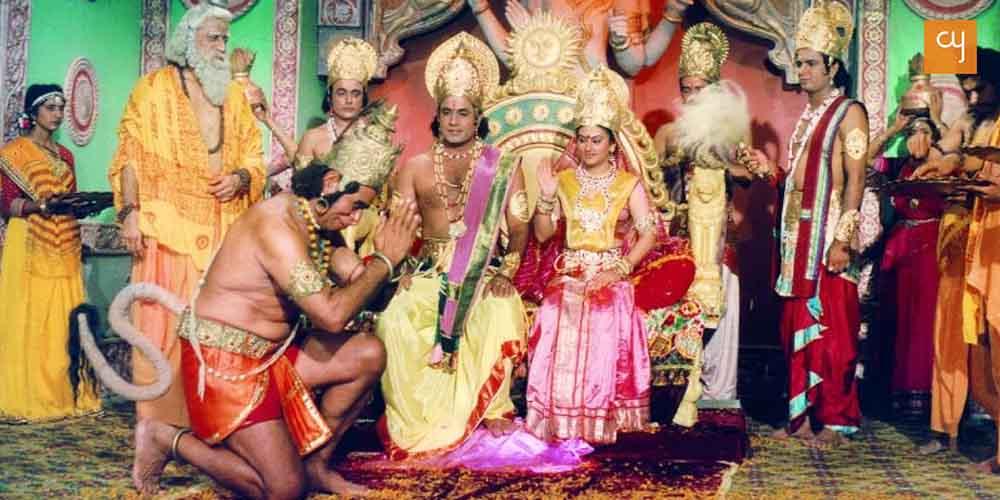 Amidst the Corona Lockdown Doordarshan to re-telecast Ramayan