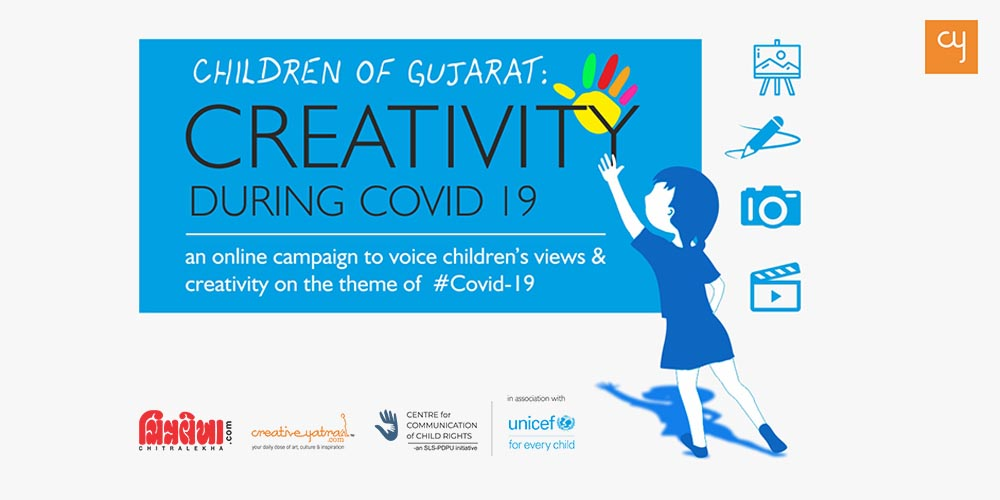 Children of Gujarat: Creativity During Covid 19