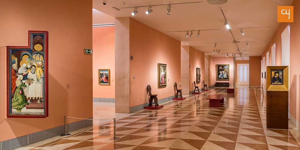 Thyseen – Bornemisza Museum, Madrid