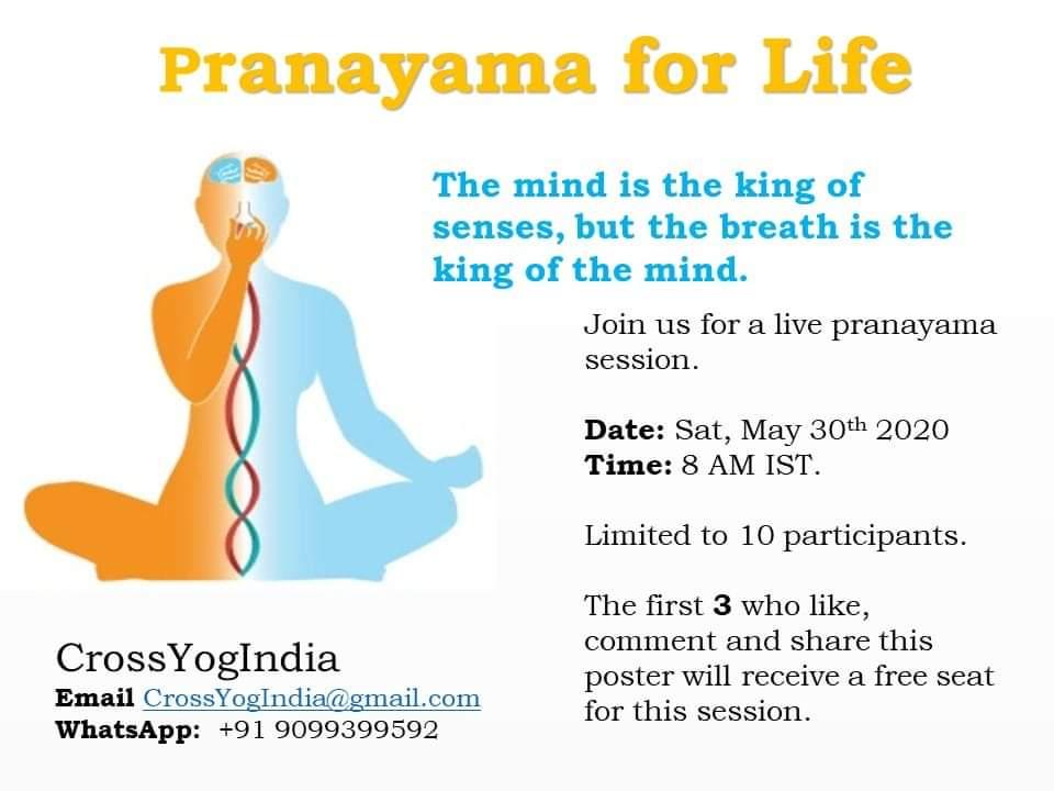 Pranayama For Life