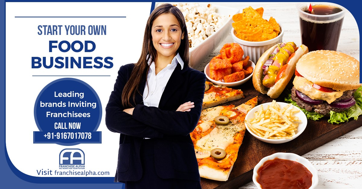Start Your Own Food Business!