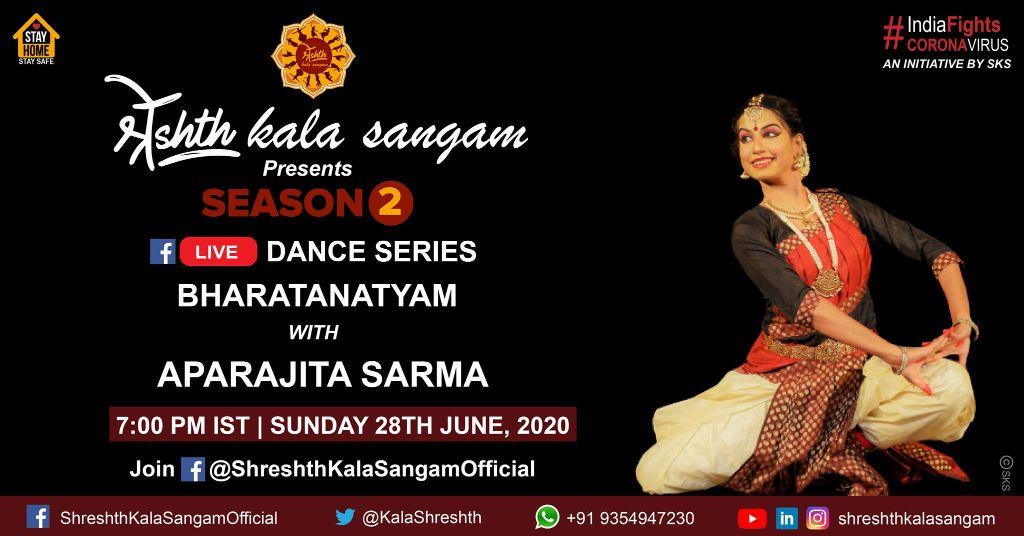 "https://creativeyatra.com/wp-content/uploads/2020/06/Facebook-Live-Dance-Series-""Bharatanatyam""-with-Aparajita-Sarma-1.jpg"