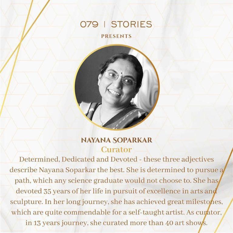 Nayana Soparkar - Renewed Pathway