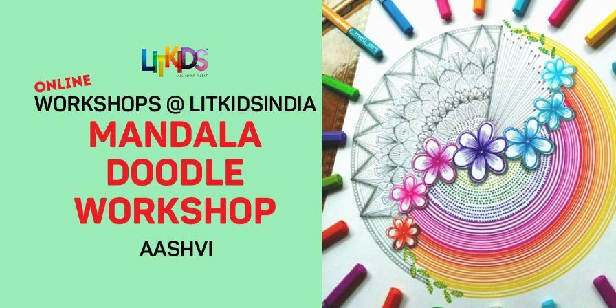 Mandala Workshop by Aashvi