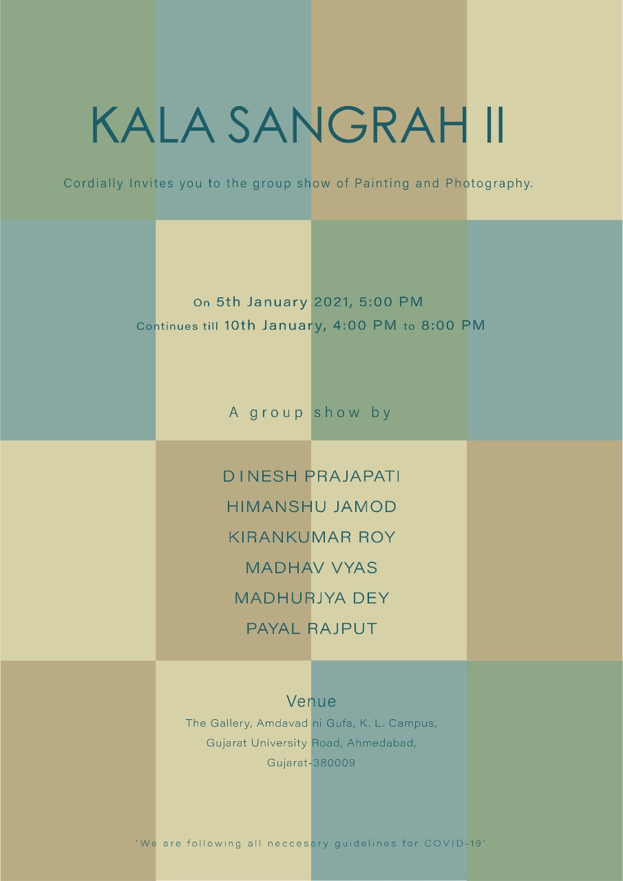 Kala Sangrah 2 - The Group Show 2021
