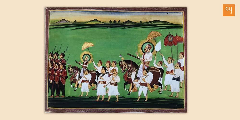 Nathdwara Paintings
