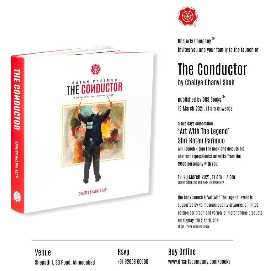 'The Conductor' by Chaitya Dhanvi Shah