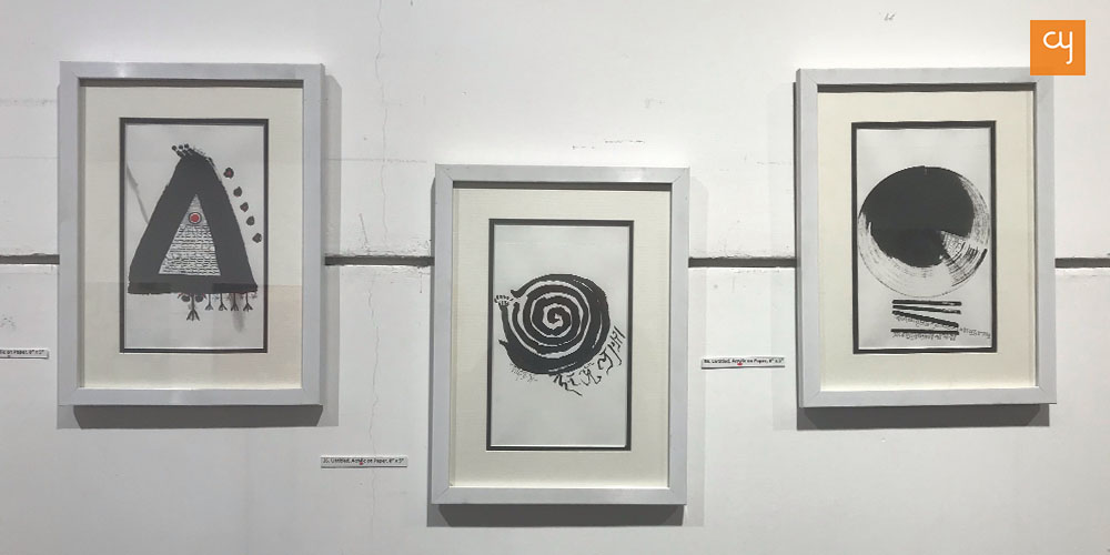 senior female artist of Gujarat Trupti Dave