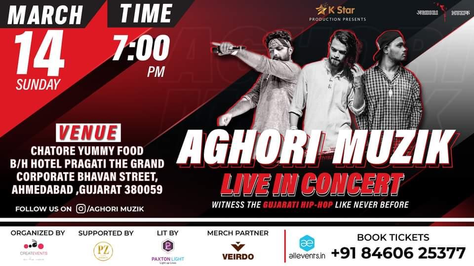 Aghori Muzik Live In Concert