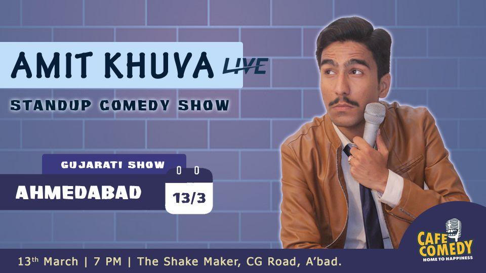 Amit Khuva Live In Ahmedabad2