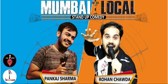 Mumbai Local - A Stand-up Comedy Show