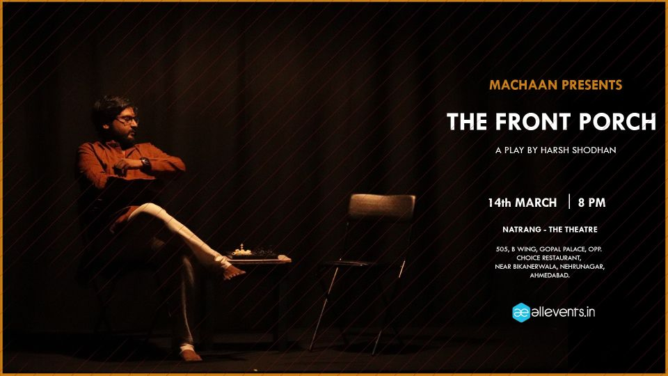 The Front Porch - A play in Gujarati