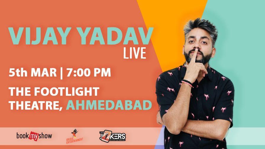Vijay Yadav Live