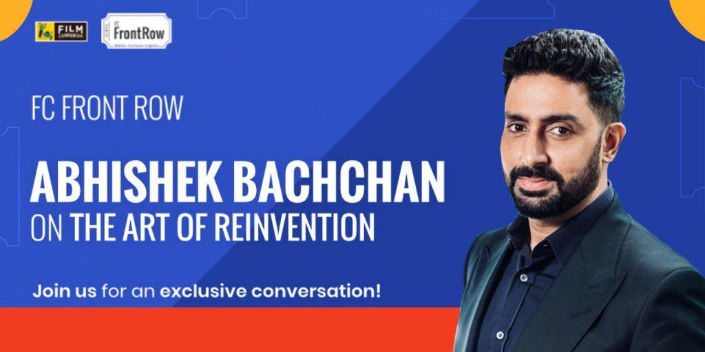 Abhishek Bachchan On The Art of Reinvention