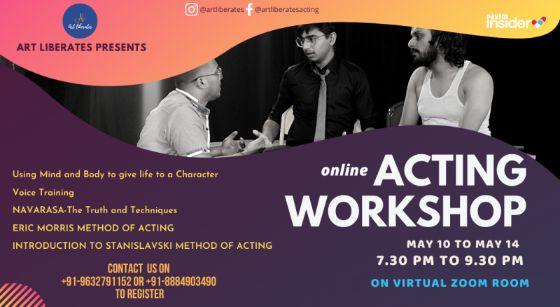 Acting Workshop Online