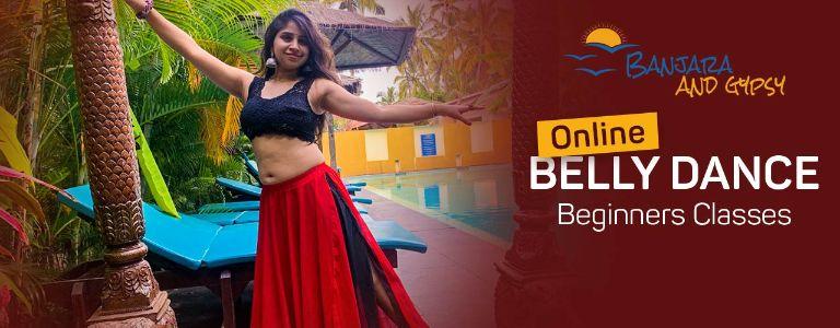 Belly Dance Beginner Class