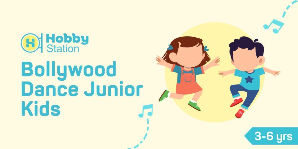 Bollywood Dance for Junior kids