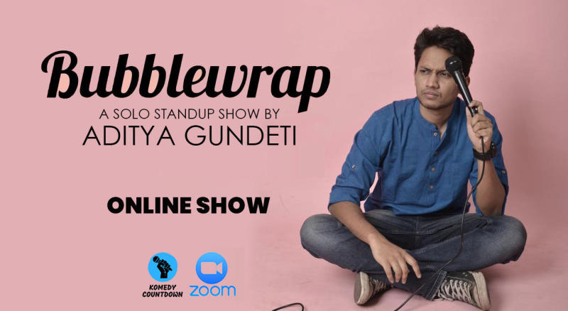 Bubblewrap - A Solo Standup Sh ...