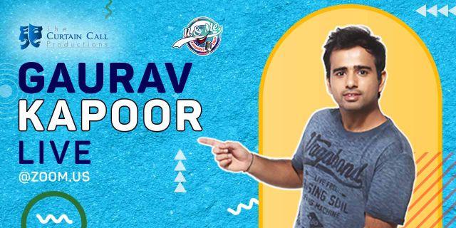 Gaurav Kapoor Live- Online Sit ...