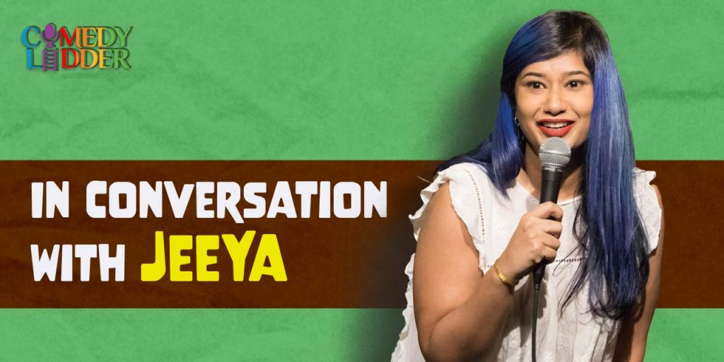 In Conversation with Jeeya