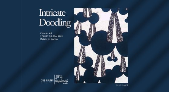 Intricate Doodling Workshop by The Circle Community (1)