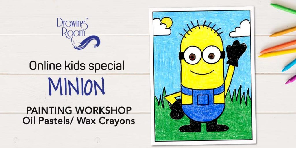 Kids Special Minion Painting Workshop