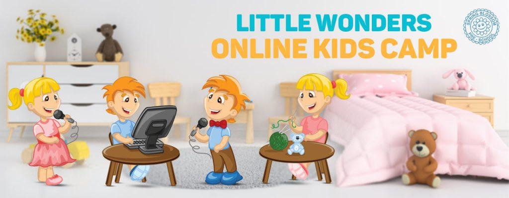 Little Wonders - Online Kids Camp