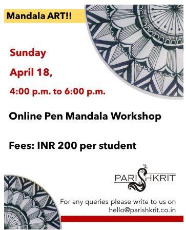 Pen Mandala for Beginners