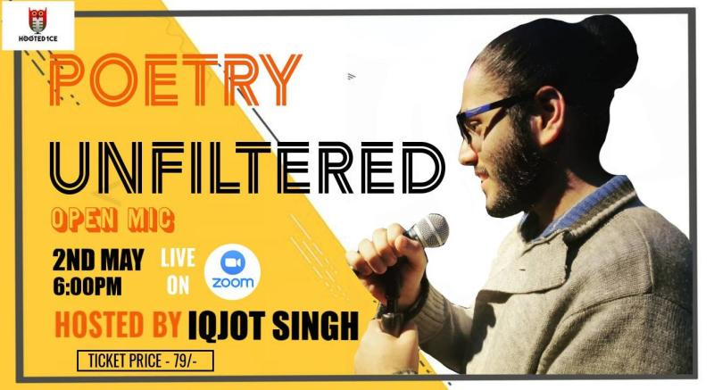 Poetry Unfiltered Open Mic ft. ...