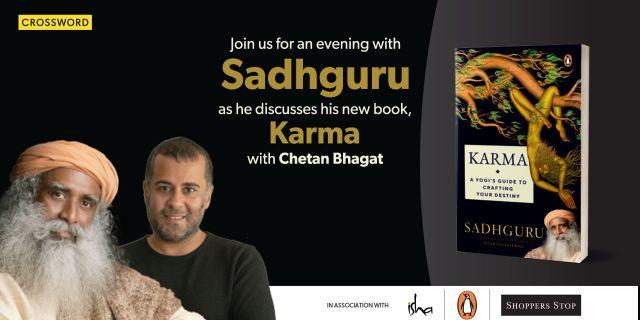 Sadhguru Live with Chetan Bhagat
